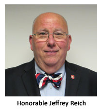 Honorable Jeffrey Reich