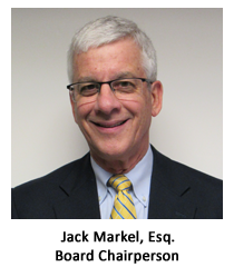 Jack Markel, Esq., Vice Chairperson