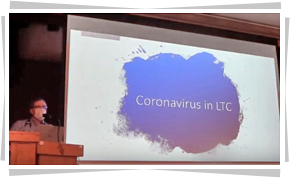 Message from our Medical Director about coronavirus