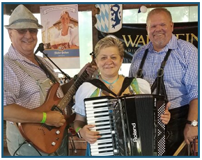The Maria and John Band to perform on March 19th at St Annes