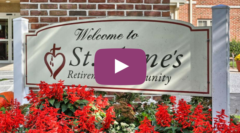 St. Anne's Retirement Community Virtual Tour