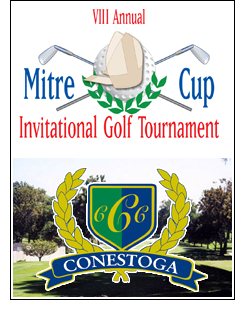 Mitre Cup Golf Tournament at Conestoga Country Club